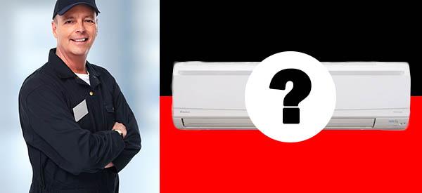 Dans le doute, demandez à un professionnel de vous présenter les meilleures solutions en thermopompes murales