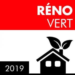 Le programme RénoVert alloue des crédits d'impôt aux propriétaires ou copropriétaires qui réalisent des travaux de rénovation à leur résidence pour être énergétiquement responsable ou pour protéger l'environnement.