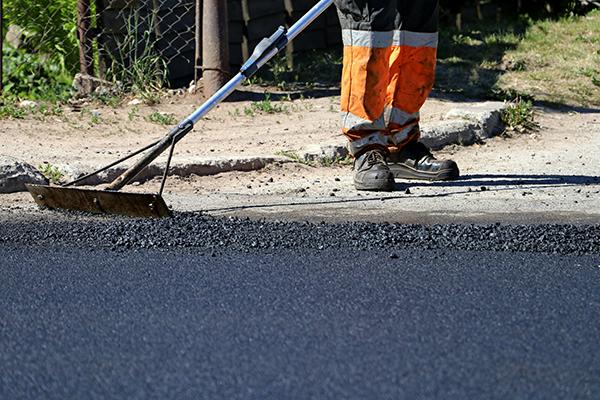Les avantages du pavage en asphalte